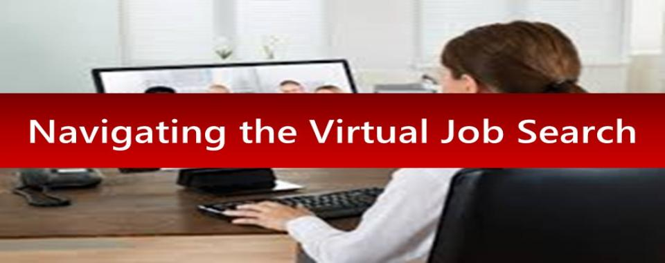 Navigating the Virtual Job Search